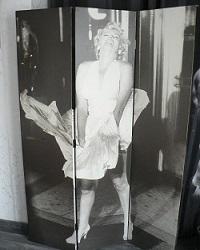 D coration l 39 effigie de marilyn monroe - Meuble marilyn monroe ...